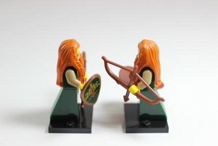 ミニフィグシリーズ9-43