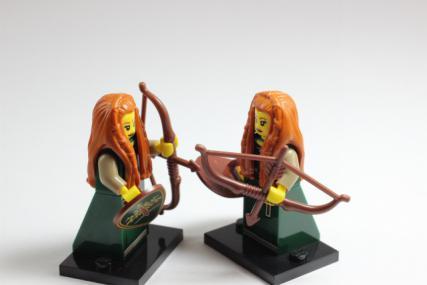ミニフィグシリーズ9-45