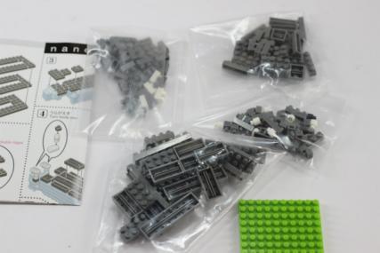 nanoblock アフリカゾウ3