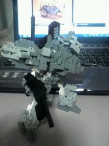 銃装士ナノゼルバー(試作型)14
