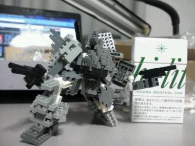 銃装士ナノゼルバー(試作型)13