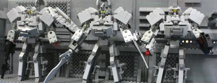 機械式人型防衛兵器21