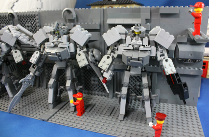 機械式人型防衛兵器23