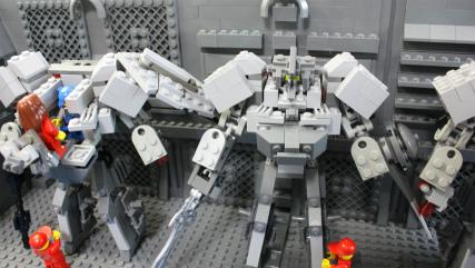 機械式人型防衛兵器24
