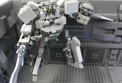 機械式人型防衛兵器2