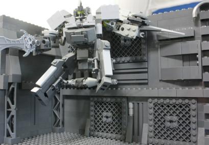 機械式人型防衛兵器1