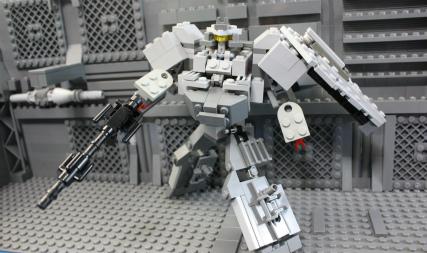 機械式人型防衛兵器20