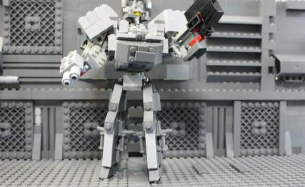機械式人型防衛兵器17