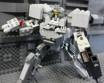 機械式人型防衛兵器5