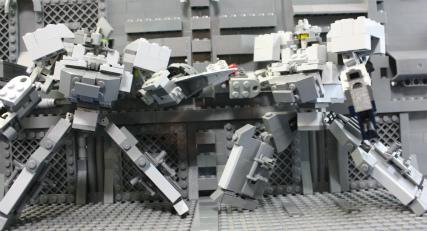 機械式人型防衛兵器6