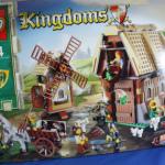レゴキングダム 風車村の攻防