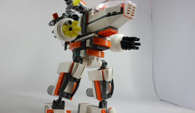 合体変形!レゴ ギャラクシー・スクワッド CLS-89 エラジケーター・メック