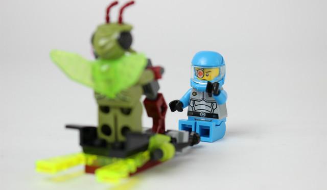 レゴ ギャラクシー・スクワッド スウォーム・インターセプター