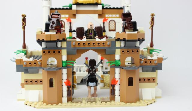 レゴ プリンスオブペルシャ アラムートの戦いとか