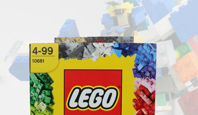 レゴ 基本セット 組み立てキューブ