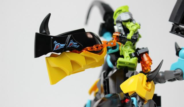 レゴ  ヒーロー・ファクトリー フライヤー・ビースト VS ブリーズ