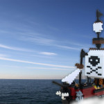 nanoblock 海賊船