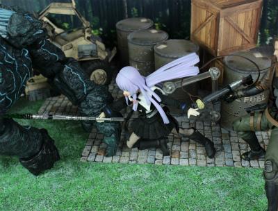 箱庭技研とドラゴンホースの紙製品で遊んでみた。