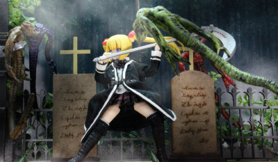 1/12Luluna(ルルナ) BlackRaven~The gale of the scythe. 終わりの始まり~ レビュー