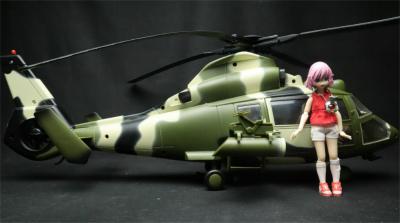 体位 ヘリコプター