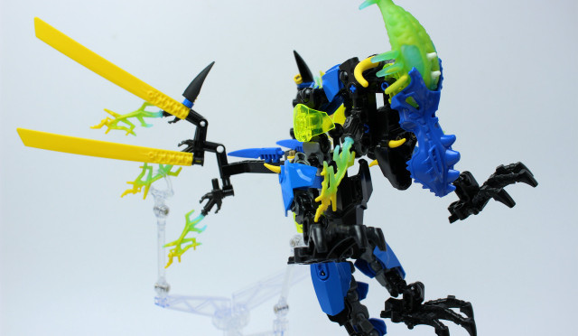 レゴ ヒーローファクトリー ドラゴンボルト