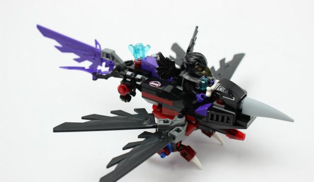 レゴ チーマ ラズカルのグライダー