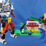 レゴ基本セット 青のコンテナスーパーデラックス