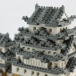 ナノブロック 姫路城 レビュー (後編)