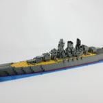 ナノブロック 戦艦 大和 レビュー