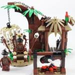 レゴ パイレーツオブカリビアン 人喰い島からの脱走
