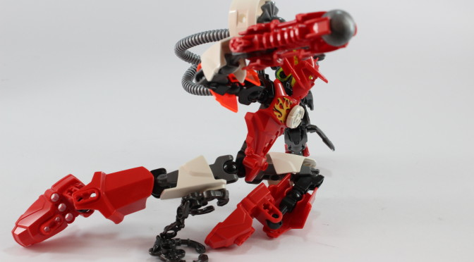 レゴ ヒーローファクトリー ファーノ